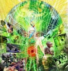 matrix Lower Chakra Manifesting our World