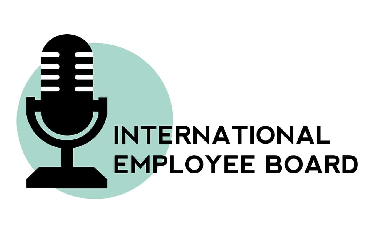 Zalando International Employee Board| Denken & Handeln | Konzeptagentur für ganzheitliche Gestaltung | Grafik | Design | Logo
