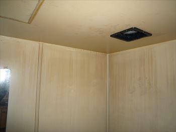埋込型浴室換気扇本体