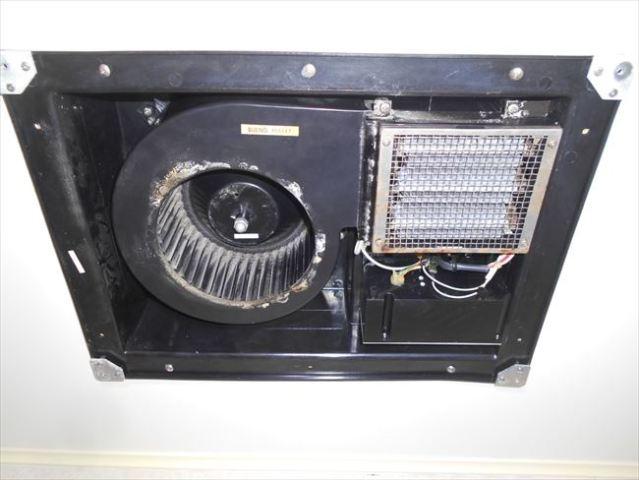 【西淀川区】東芝JBU3000浴室換気乾燥機交換