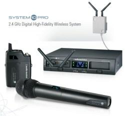 Sistema inalámbrico System 10 PRO de Audio-Technica