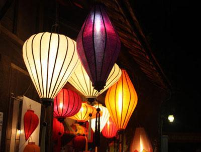 Đèn đèn lồng Hội An