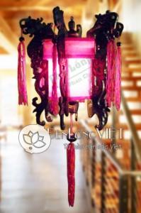 den long keo quan rong new 199x300 Cửa hàng đèn lồng Hội An tại TP. Hồ Chí Minh