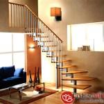 Các mẫu đèn ốp tường cầu thang