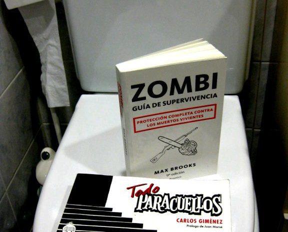 «Paracuellos» / Carlos Giménez + «ZOMBI. Guía de supervivencia» de Max Brooks