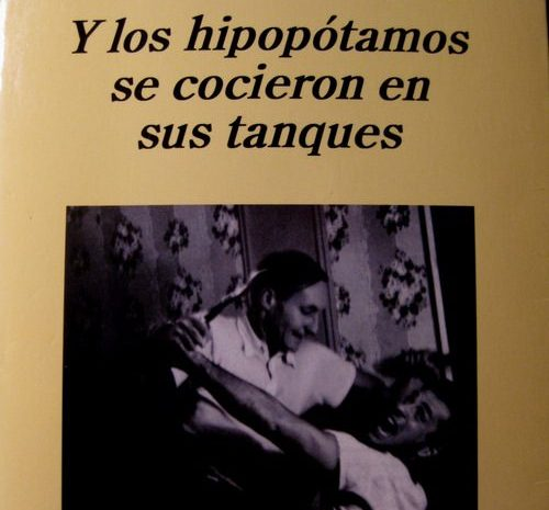 Y los hipopótamos se cocieron en sus tanques / William S. Burroughs y Jack Kerouac