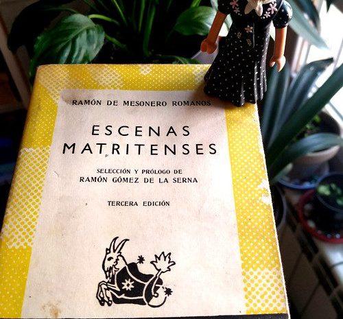 Historias Matritenses / Ramón de Mesonero Romanos