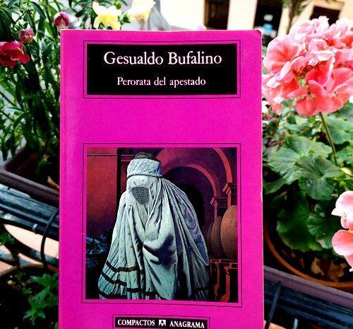 Perorata del apestado / Gesualdo Bufalino