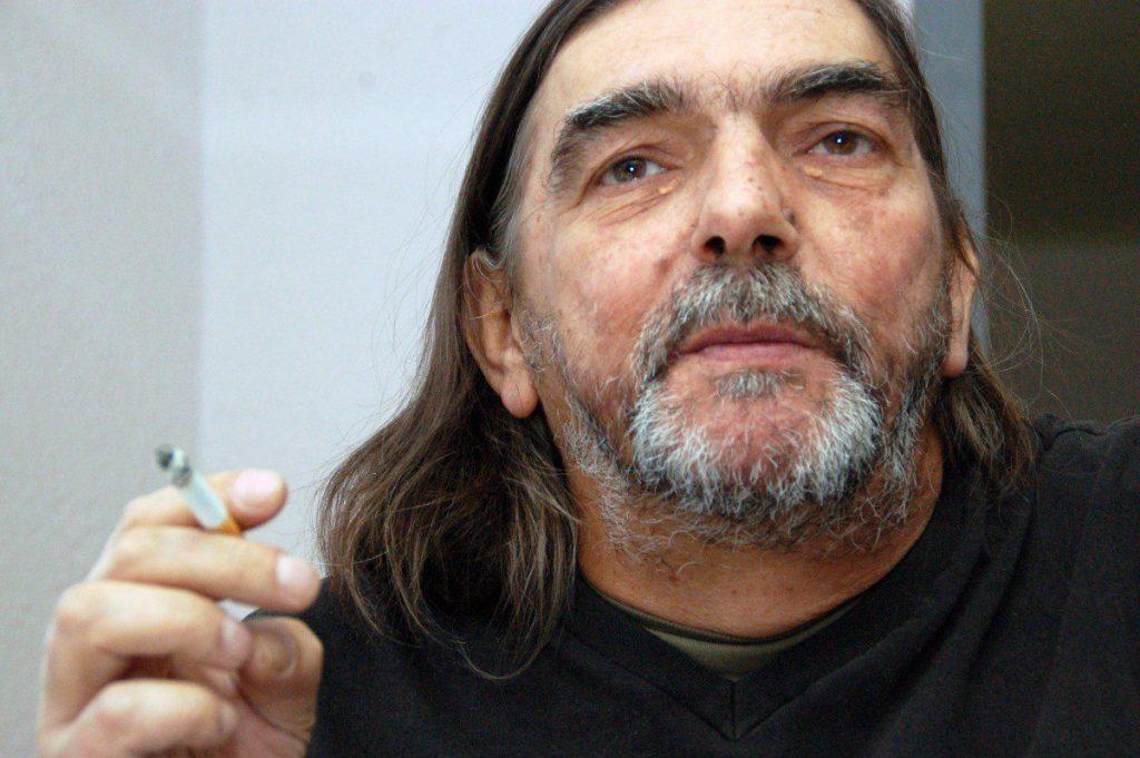 Jordi Cussà, durante la entrevista con Nació Berguedà Foto: Pere Gendrau