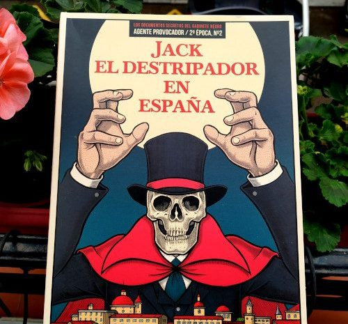 Jack el destripador en España / Agente Provocador