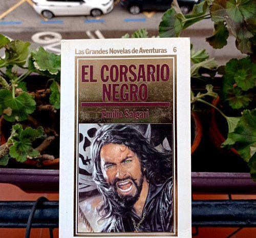 El Corsario Negro / Emilio Salgari