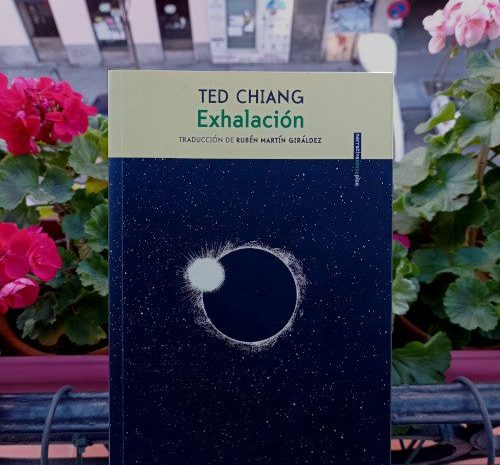 Exhalación / Ted Chiang