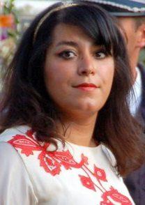 Marjane Satrapi. Creative Commons.