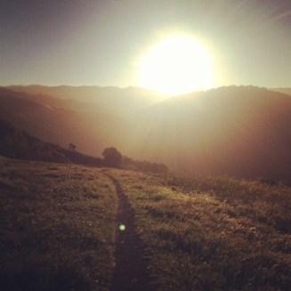 Wonderful sunrise this AM
