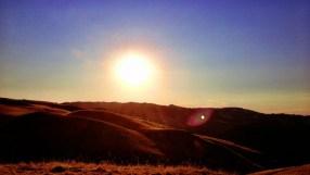 Sunrise (Looking East from Boccardo Peak)