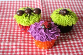 Ants and spiders and ladybugs, oh my!