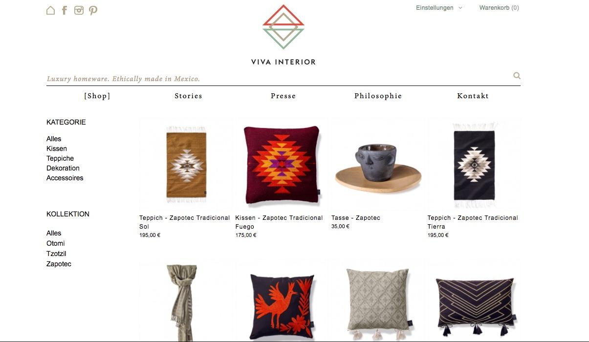 Viva-Interior-Onlineshop