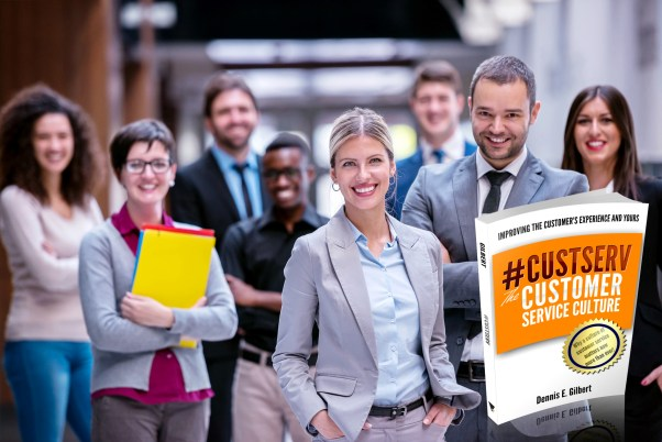 #CustServ Customer Service Seminar Appreciative Strategies