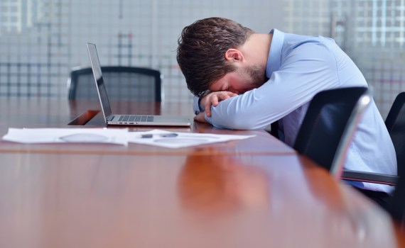 job frustration