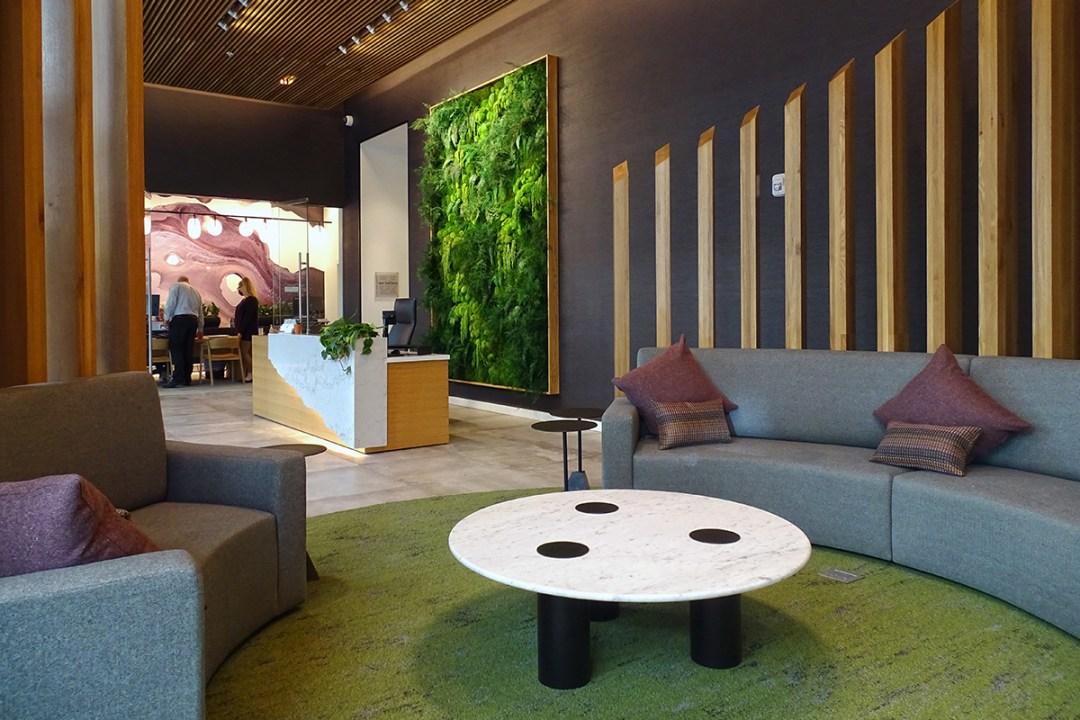 Urban Plantscapes Biophilic Design