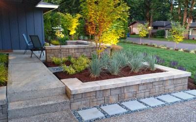 A Fun Front Yard Landscape Renovation