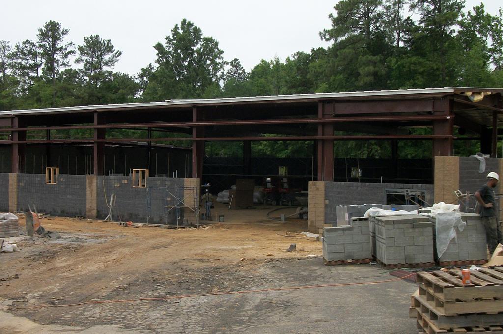 Crane Creek Gymnasium – Dennis Corporation