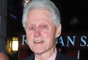 While Bill Clinton comes under sever scrutiny that he might have AIDS...
