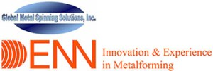 Logos - Global Metal Spinning Solutions - DENN