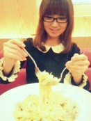 spaghetti noodle