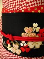 clover pattern obi