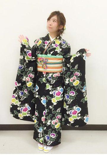 iwasa misaki dark kimono7