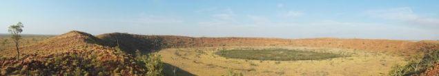 Wolfe Creek Krater