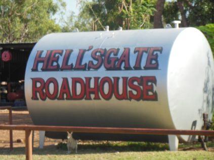 Hells Gate Roadhouse Queensland