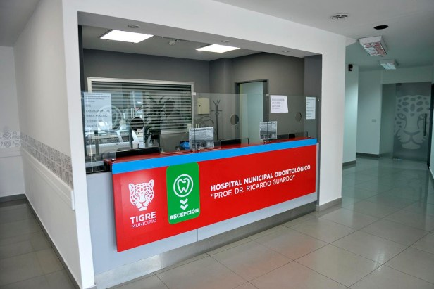Tigre hospital odontológico Guardo INTERNA 1