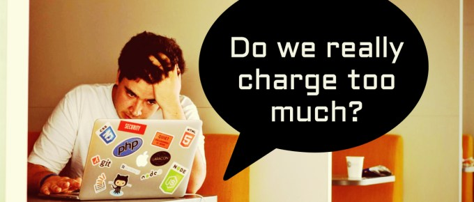 does your saas charge too much