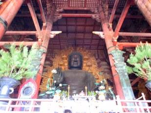 Nara Todaiji Giant Buddha