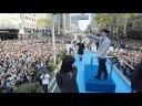 【羽生結弦】羽生選手の凱旋パレードに日の丸なしの画像
