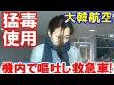 【パワハラ&密輸&機内嘔吐】密輸摘発で韓国大韓航空が崖っぷち!の画像