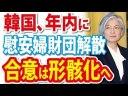 韓国「慰安婦財団を年内に解散する」日韓合意は形骸化への画像