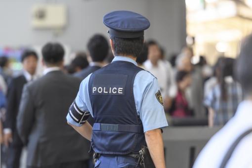 警察,110番通報,事件事故