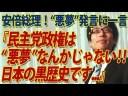 【竹田恒泰】民主党政権は『悪夢』なんかじゃない!日本の黒歴史です!の画像