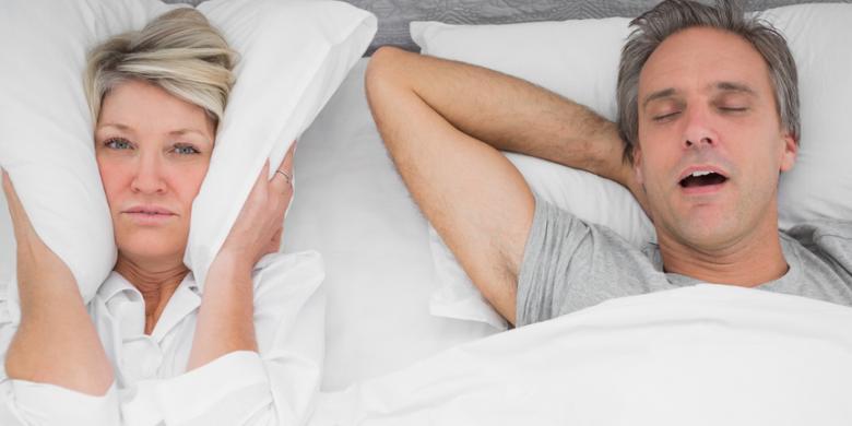 Fakta : Tidur dengan Mulut Terbuka Bisa Merusak Gigi