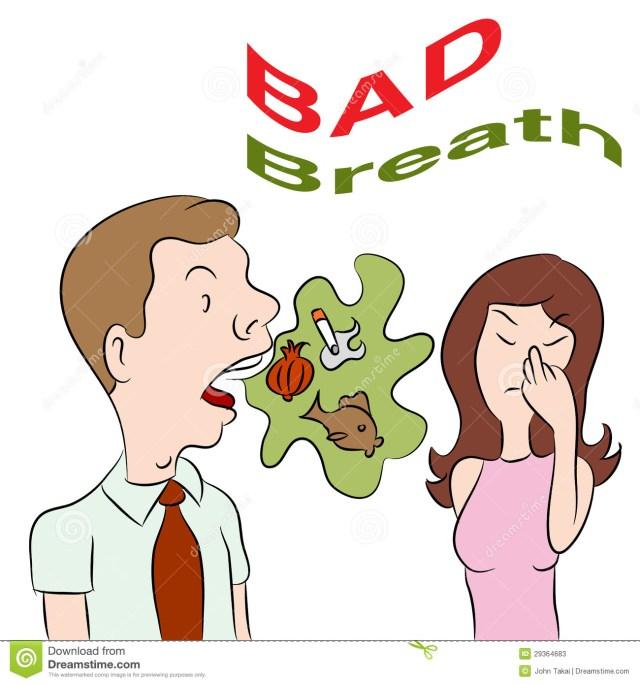 bau mulut saat bangun tidur