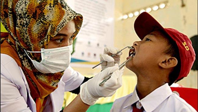 Imunisasi Gigi : Jangan Rusak Cita-Citamu Karena Gigimu
