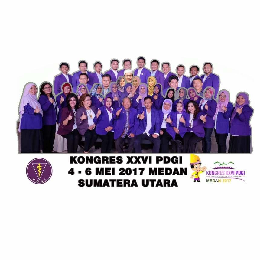 Wakil Presiden RI Akan Membuka Kongres PDGI XXVI