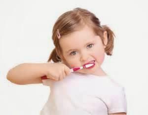 gigi anak