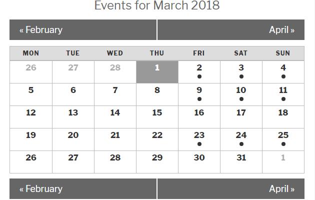 Jadwal Seminar Dokter Gigi Maret 2018