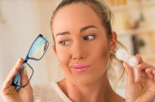 Answering your questions about contact lenses
