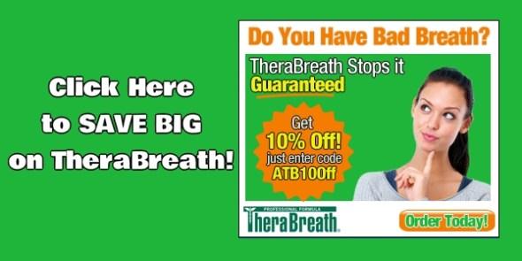 SAVE BIG on TheraBreath