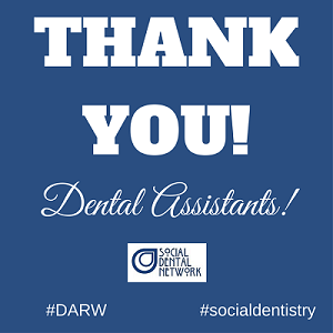Dental Assistants Recognition Week 2015